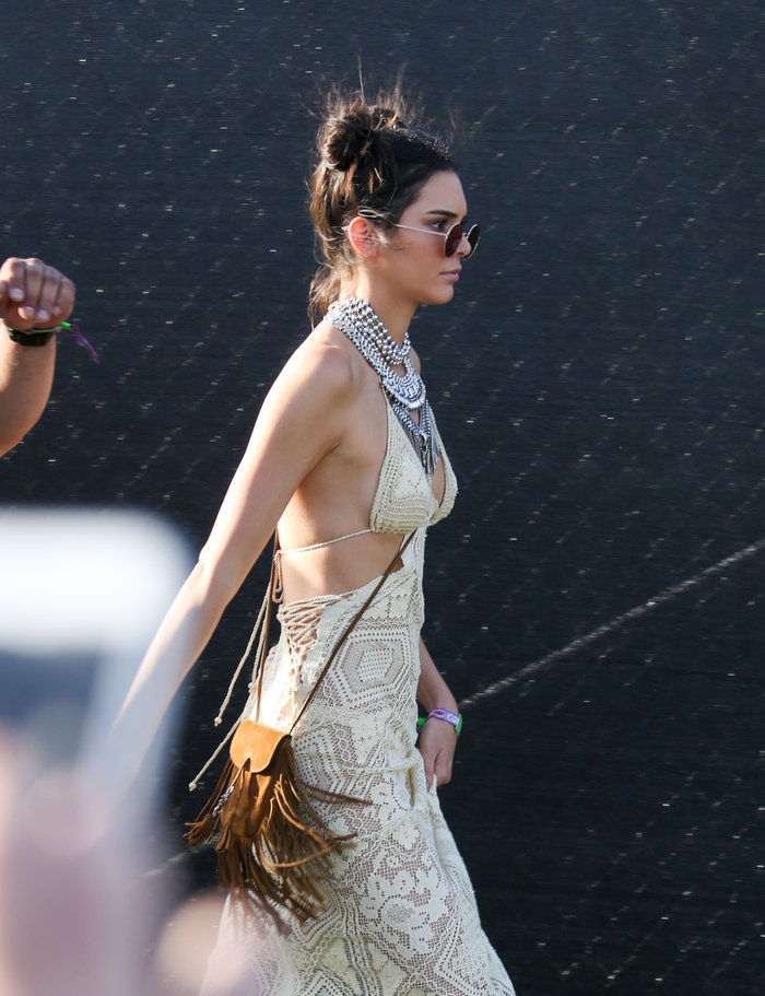Η Κένταλ Τζένερ μόλις φόρεσε το πιο όμορφο φόρεμα του καλοκαιριού - εικόνα 2