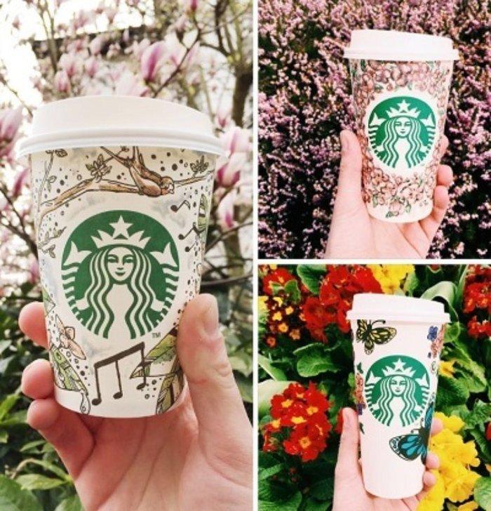 Ενας Κρητικός τρέλανε τον κολοσσό της Starbucks