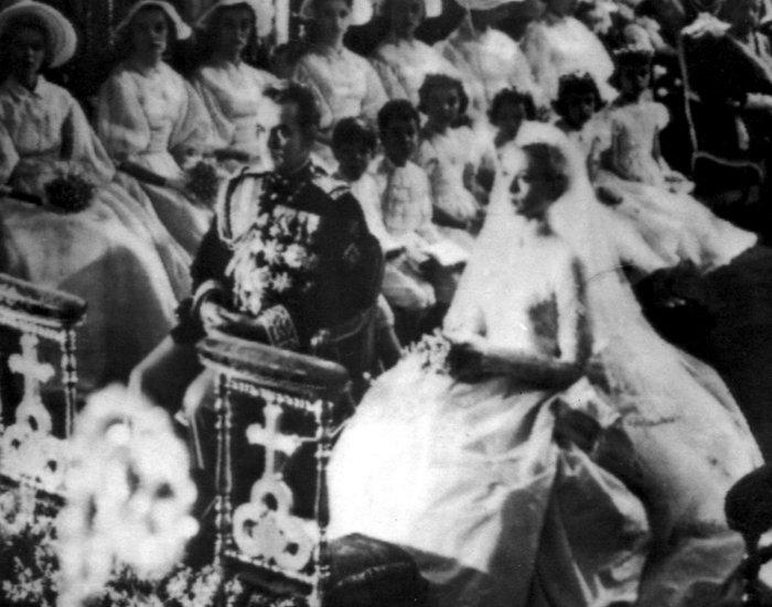 Ρενιέ-Γκρέις Κέλι του Μονακό: Ο πιο φαντασμαγορικός γάμος του αιώνα - εικόνα 3