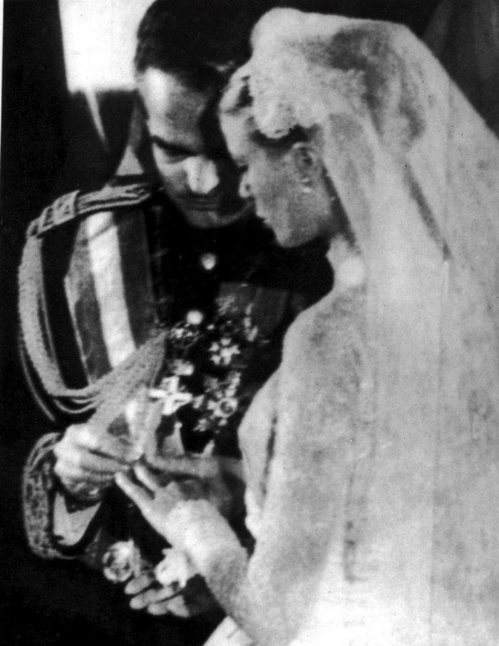 Ρενιέ-Γκρέις Κέλι του Μονακό: Ο πιο φαντασμαγορικός γάμος του αιώνα - εικόνα 4