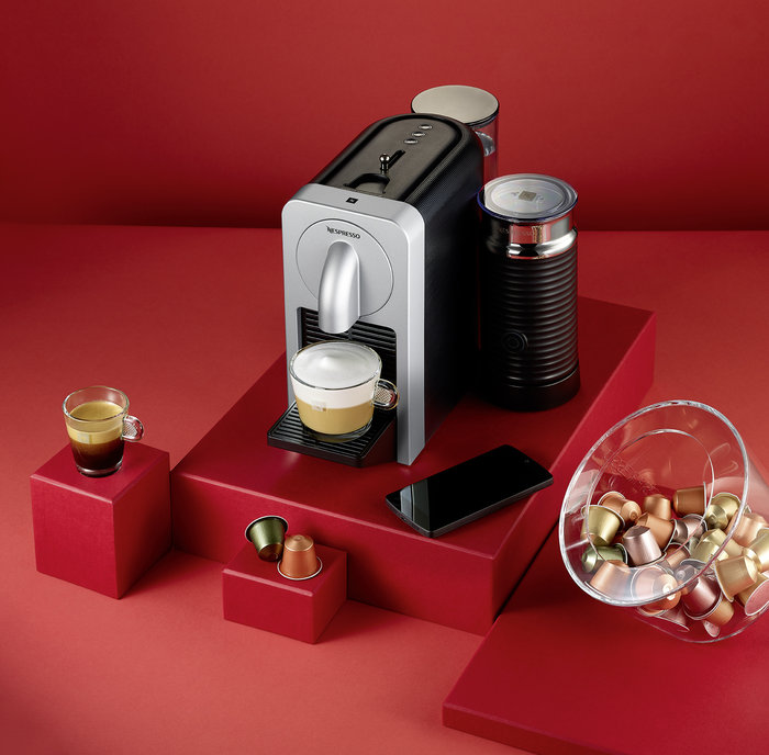 Νέα Μηχανή Nespresso - Prodigio