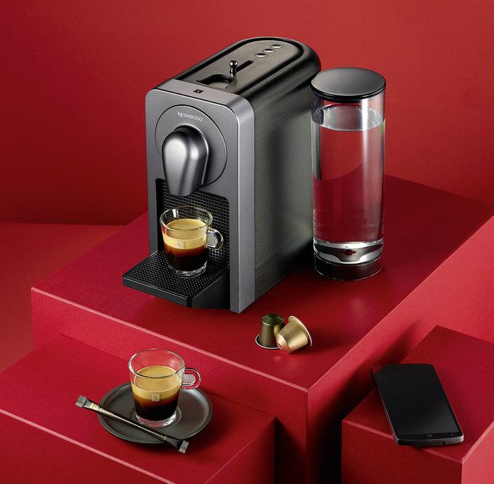 Νέα Μηχανή Nespresso - Prodigio - εικόνα 2