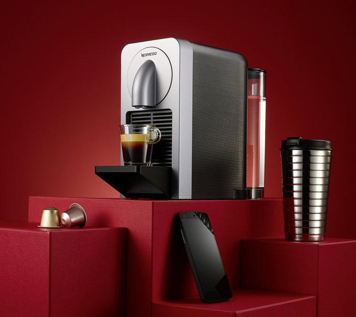 Νέα Μηχανή Nespresso - Prodigio - εικόνα 3