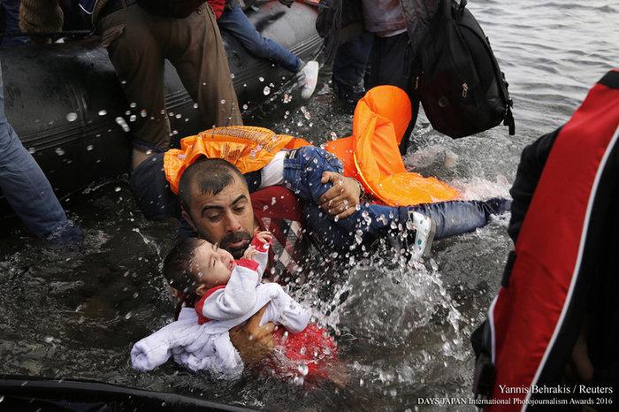 © Υannis Behrakis/REUTERS