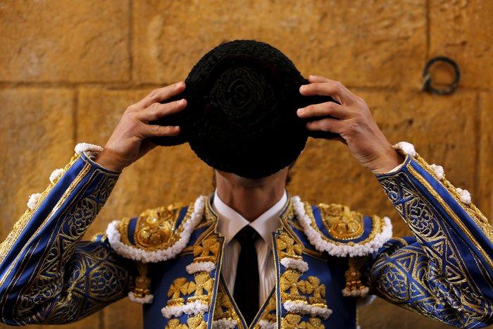 Η  ώρα των ταυρομάχων: υπέροχες φωτογραφίες του Reuters από τη Σεβίλλη