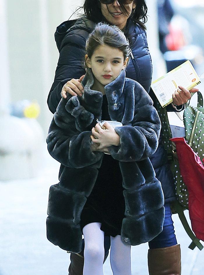 Απίστευτο δημοσίευμα: Η κόρη του Τομ Κρουζ είναι «διαβολικό παιδί» - εικόνα 3