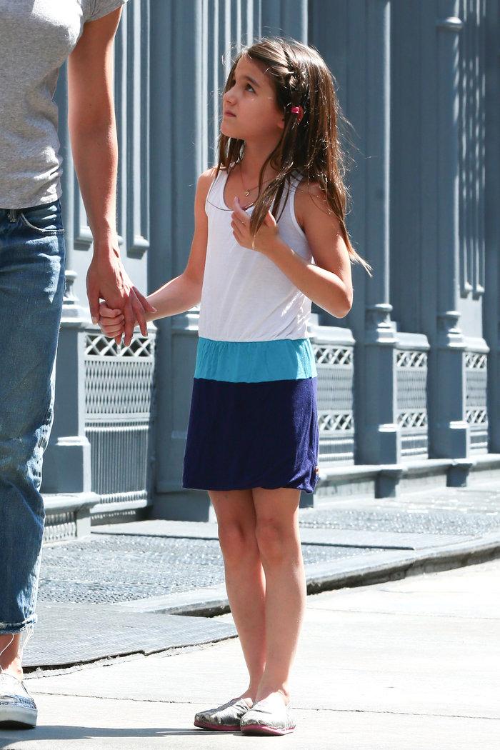 Απίστευτο δημοσίευμα: Η κόρη του Τομ Κρουζ είναι «διαβολικό παιδί» - εικόνα 4