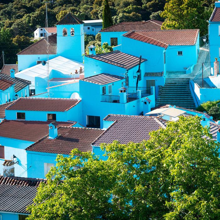 Juzcar, το πανέμορφο μπλε ανδαλουσιανό χωριό της Ισπανίας - εικόνα 3