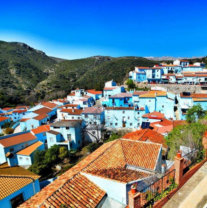 Juzcar, το πανέμορφο μπλε ανδαλουσιανό χωριό της Ισπανίας - εικόνα 4