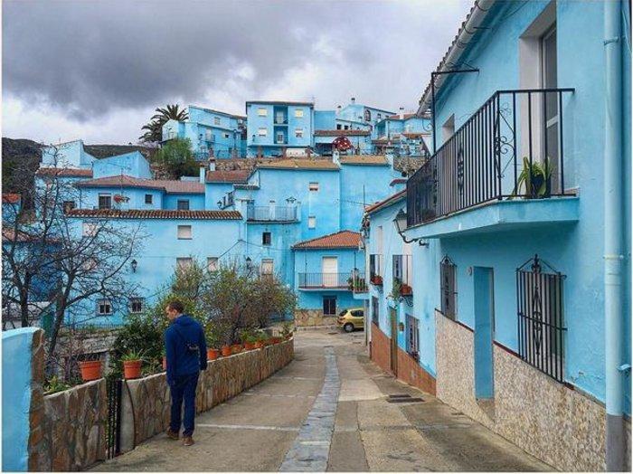 Juzcar, το πανέμορφο μπλε ανδαλουσιανό χωριό της Ισπανίας - εικόνα 5