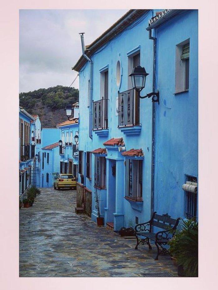 Juzcar, το πανέμορφο μπλε ανδαλουσιανό χωριό της Ισπανίας - εικόνα 6