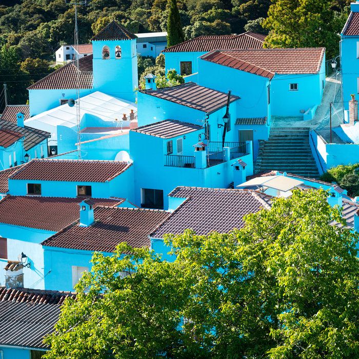 Juzcar, το πανέμορφο μπλε ανδαλουσιανό χωριό της Ισπανίας - εικόνα 13