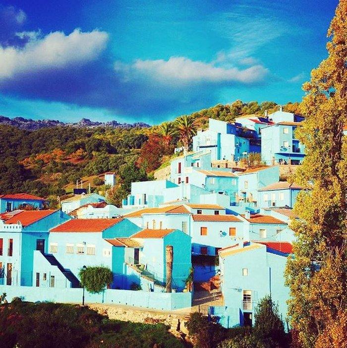 Juzcar, το πανέμορφο μπλε ανδαλουσιανό χωριό της Ισπανίας - εικόνα 2