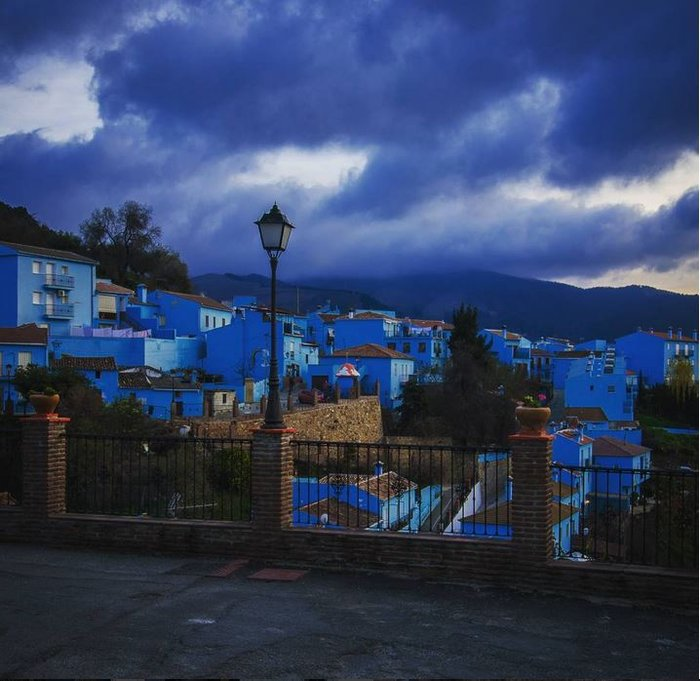 Juzcar, το πανέμορφο μπλε ανδαλουσιανό χωριό της Ισπανίας - εικόνα 15