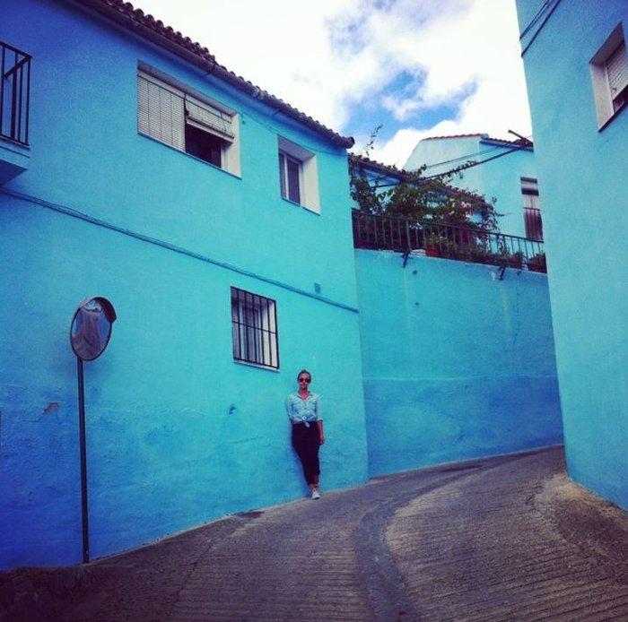Juzcar, το πανέμορφο μπλε ανδαλουσιανό χωριό της Ισπανίας - εικόνα 16