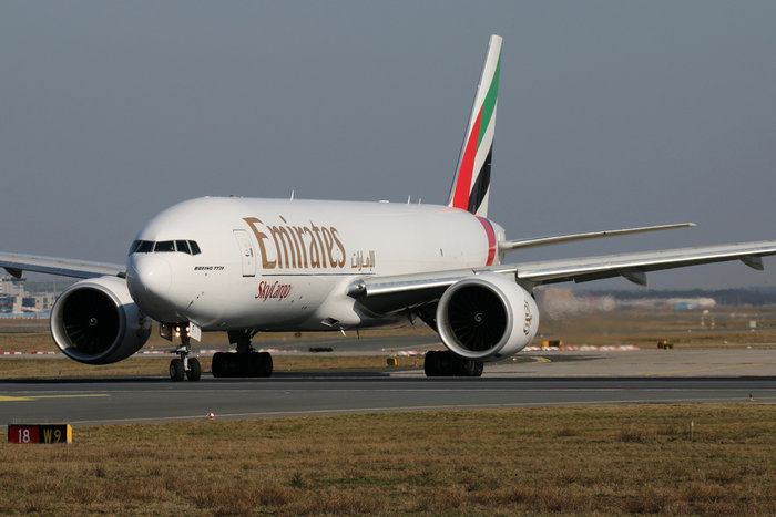 Στην Λάρνακα προσγειώθηκε το μεγαλύτερο αεροσκάφος στον κόσμο