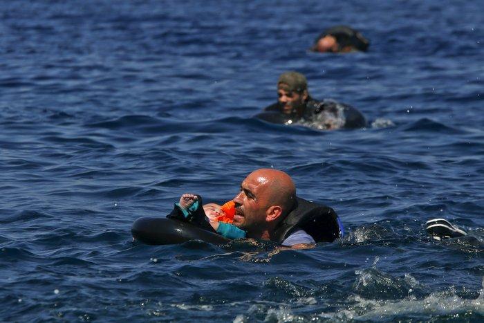 Βραβείο Πούλιτζερ σε τρεις Ελληνες του Reuters - εικόνα 5