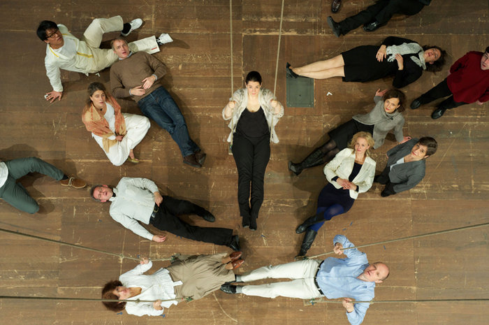 Human Requiem, με το κοινό επί σκηνής! - εικόνα 4