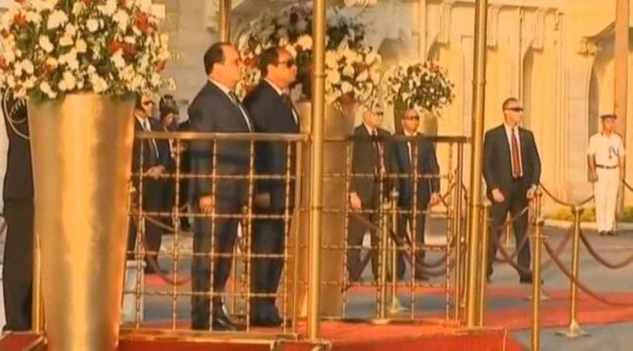 Η Φιλαρμονική της Αιγύπτου «έσφαξε» την Μασσαλιώτιδα