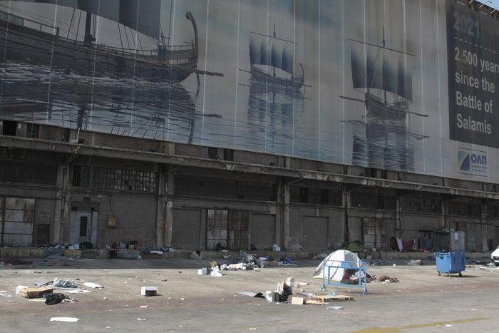 Εσωτερικές μετακινήσεις προσφύγων στο λιμάνι του Πειραιά - εικόνα 5