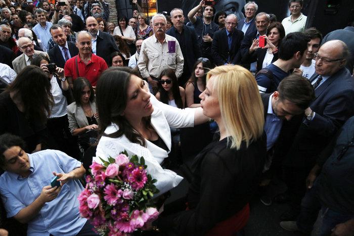 Live η ομιλία της Ζωής Κωνσταντοπούλου για το νέο κόμμα - εικόνα 2