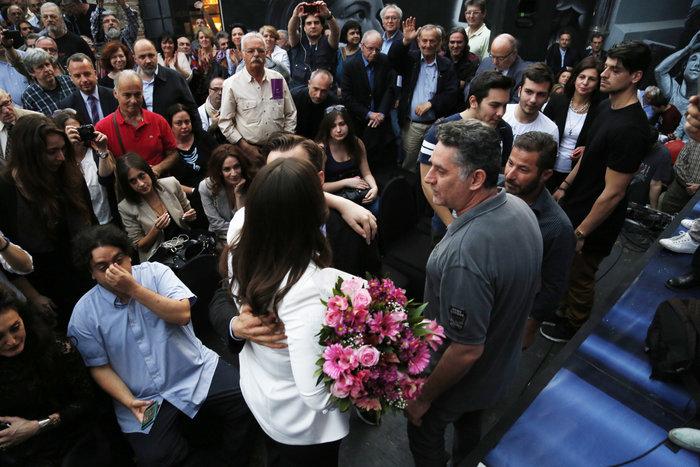 Live η ομιλία της Ζωής Κωνσταντοπούλου για το νέο κόμμα - εικόνα 3