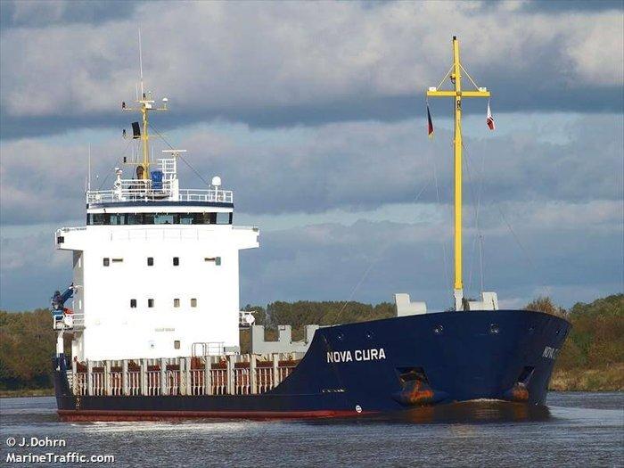 Βυθίζεται φορτηγό πλοίο που προσάραξε βόρεια της Λέσβου - εικόνα 2