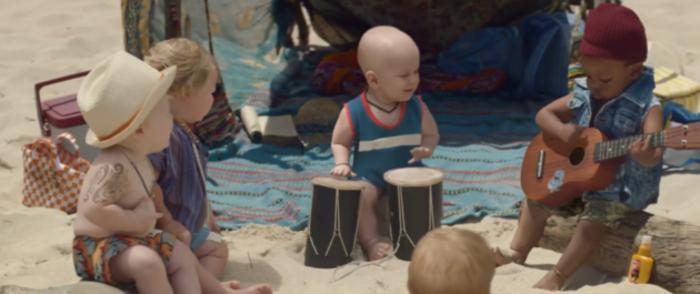 Τα αξιολάτρευτα μωρά του Evian σε νέες περιπέτειες-θα σας φτιάξουν τη μέρα - εικόνα 5