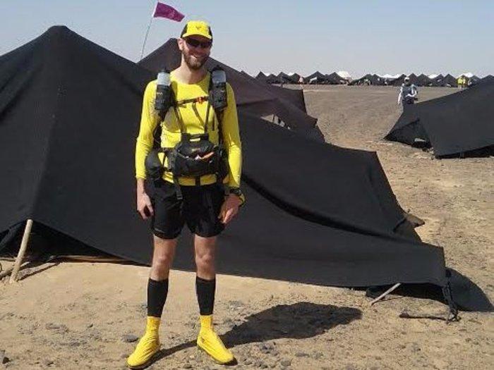 Αληθινή μαρτυρία: Πώς είναι να τρέχεις μαραθώνιο μέσα στην αμείλικτη έρημο; - εικόνα 6