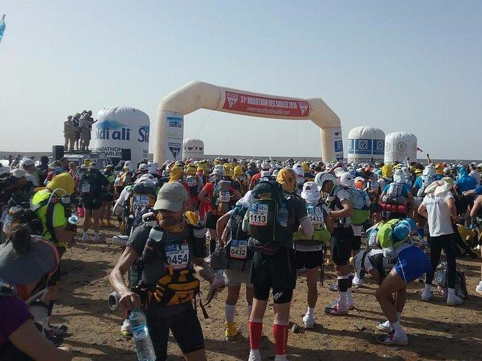Αληθινή μαρτυρία: Πώς είναι να τρέχεις μαραθώνιο μέσα στην αμείλικτη έρημο; - εικόνα 7