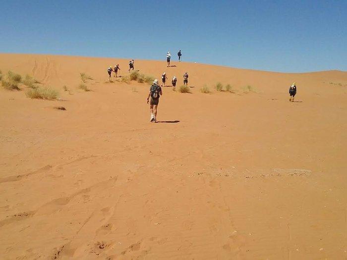 Αληθινή μαρτυρία: Πώς είναι να τρέχεις μαραθώνιο μέσα στην αμείλικτη έρημο; - εικόνα 8