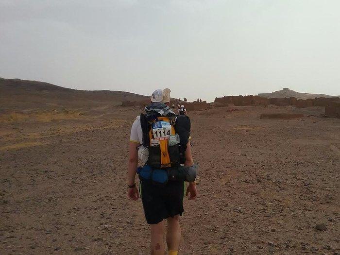 Αληθινή μαρτυρία: Πώς είναι να τρέχεις μαραθώνιο μέσα στην αμείλικτη έρημο; - εικόνα 9