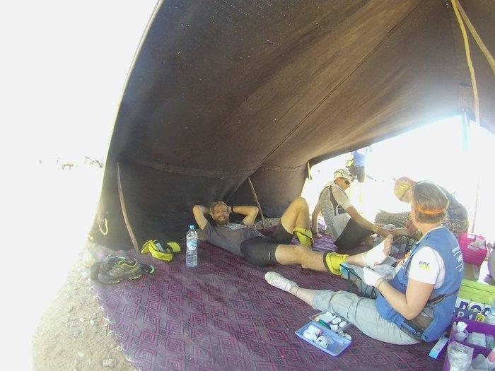Αληθινή μαρτυρία: Πώς είναι να τρέχεις μαραθώνιο μέσα στην αμείλικτη έρημο; - εικόνα 11