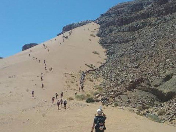 Αληθινή μαρτυρία: Πώς είναι να τρέχεις μαραθώνιο μέσα στην αμείλικτη έρημο; - εικόνα 12