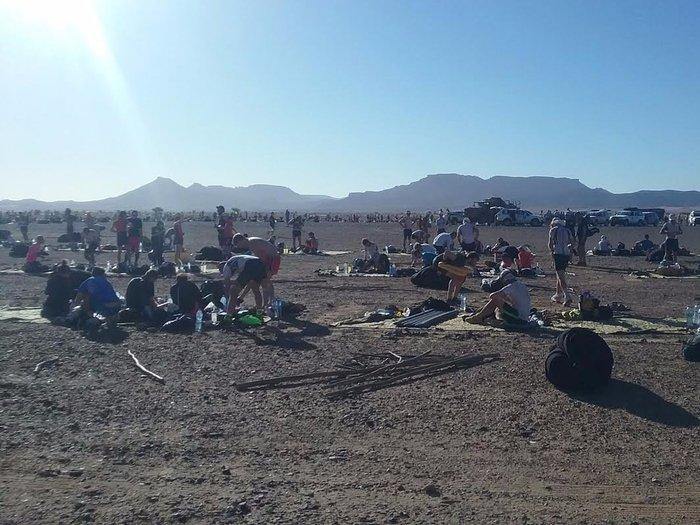 Αληθινή μαρτυρία: Πώς είναι να τρέχεις μαραθώνιο μέσα στην αμείλικτη έρημο; - εικόνα 13