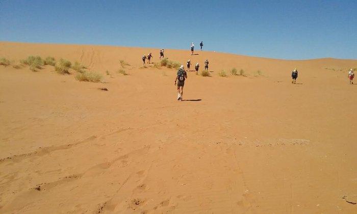 Αληθινή μαρτυρία: Πώς είναι να τρέχεις μαραθώνιο μέσα στην αμείλικτη έρημο;