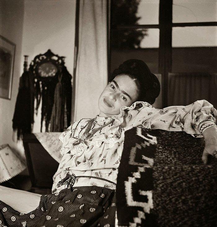 Οι μοναδικές  φωτογραφίες της Φρίντα Κάλο πριν το τέλος - εικόνα 2