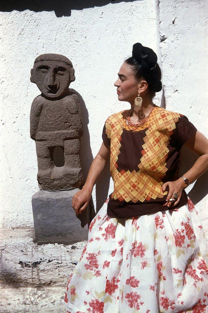 Οι μοναδικές  φωτογραφίες της Φρίντα Κάλο πριν το τέλος - εικόνα 4