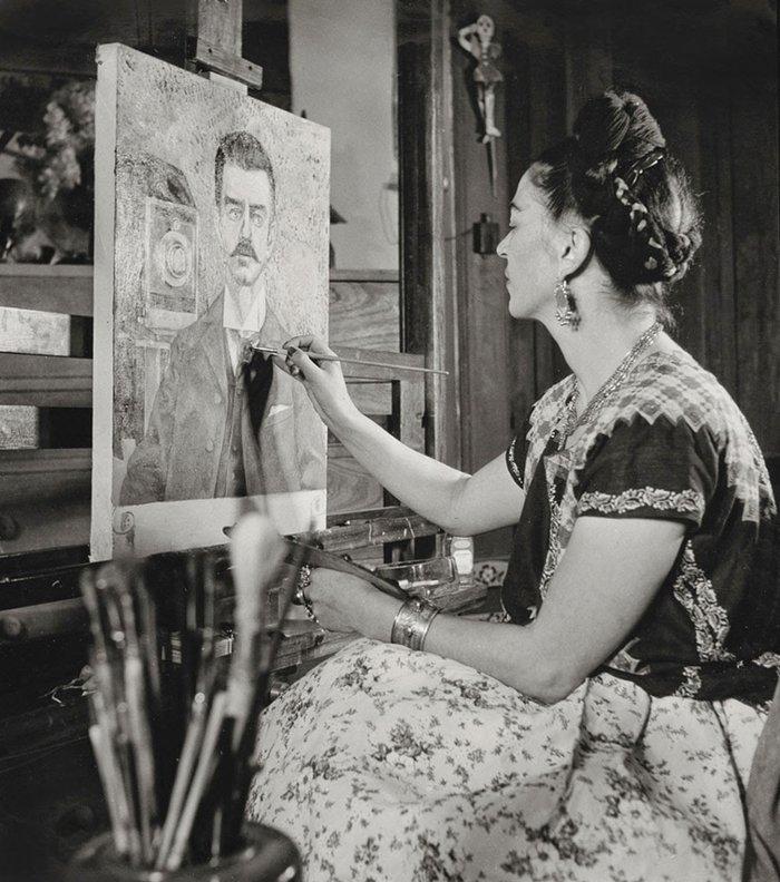 Οι μοναδικές  φωτογραφίες της Φρίντα Κάλο πριν το τέλος - εικόνα 8