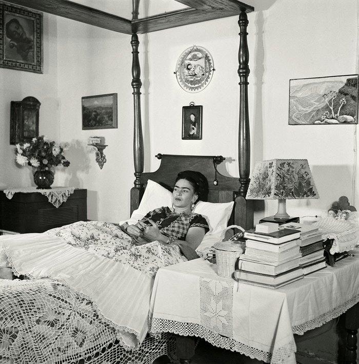 Οι μοναδικές  φωτογραφίες της Φρίντα Κάλο πριν το τέλος - εικόνα 12