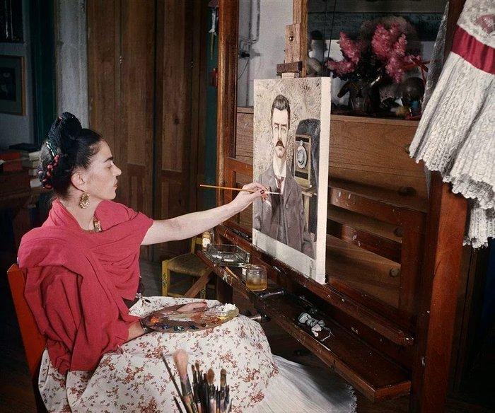 Οι μοναδικές  φωτογραφίες της Φρίντα Κάλο πριν το τέλος - εικόνα 13