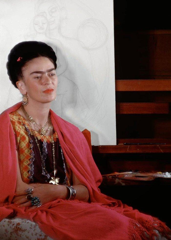 Οι μοναδικές  φωτογραφίες της Φρίντα Κάλο πριν το τέλος - εικόνα 14