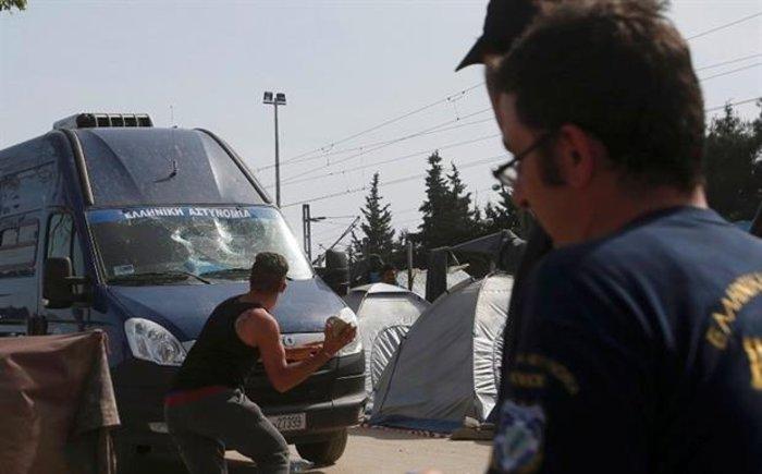 Κατέληξε ο 40χρονος πρόσφυγας που τραυματίστηκε στην Ειδομένη