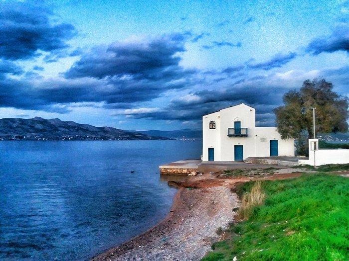 Το σπίτι του Αγγελου Σικελιανού & άλλες άγνωστες γωνιές της Σαλαμίνας
