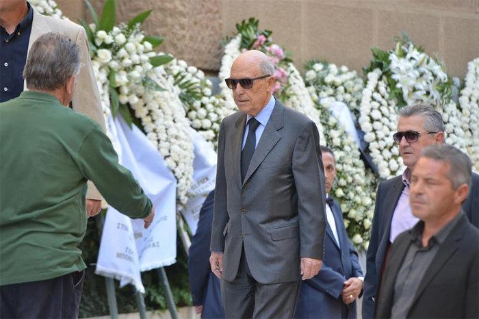 Τελευταίο αντίο στον Γ.Αρσένη: επικήδειος από Τσίπρα - εικόνα 3