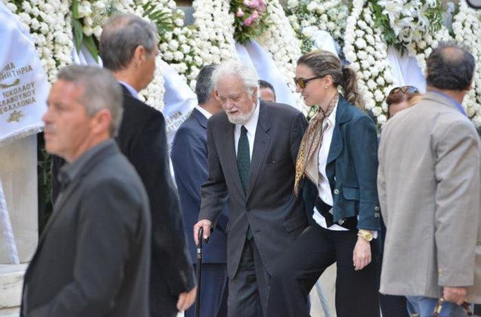 Τελευταίο αντίο στον Γ.Αρσένη: επικήδειος από Τσίπρα - εικόνα 14