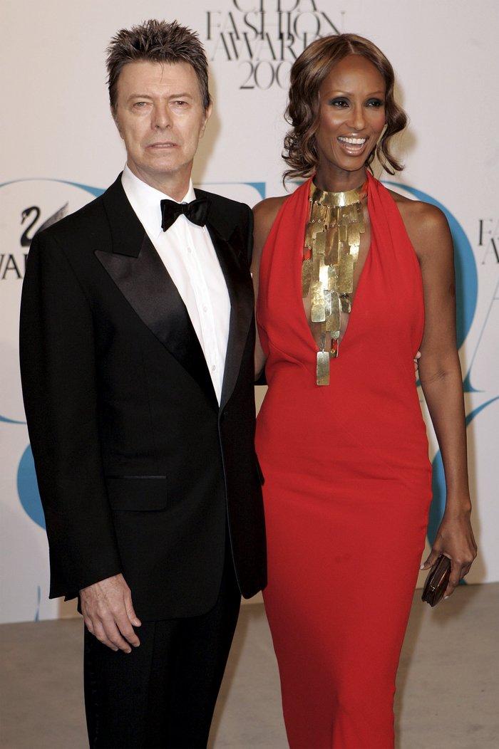 Η Ιμάν έλυσε τη σιωπή της: Λοιπόν, αυτός ήταν ο άντρας μου, D. Bowie - εικόνα 2