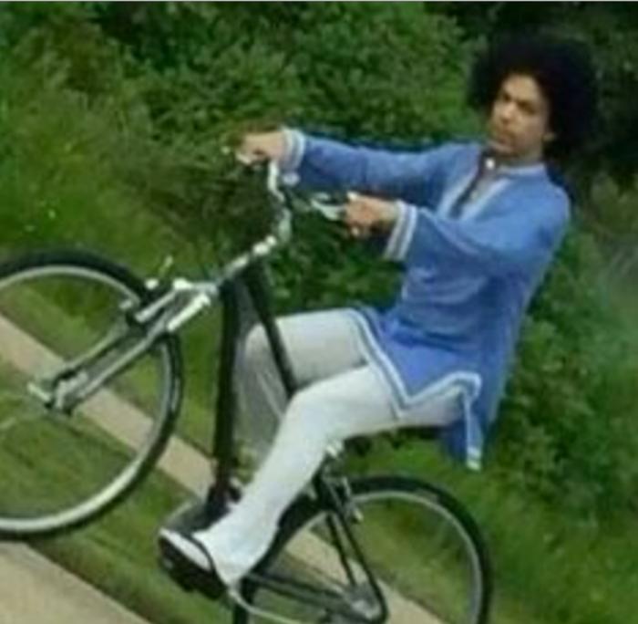 Τα τελευταία λόγια και η τελευταία φωτό του Prince
