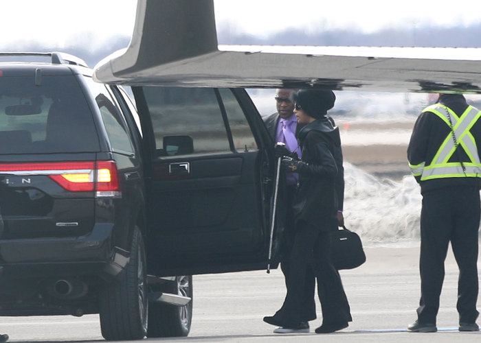 Oι τελευταίες φωτογραφίες του Prince πριν τον θάνατό του - εικόνα 2