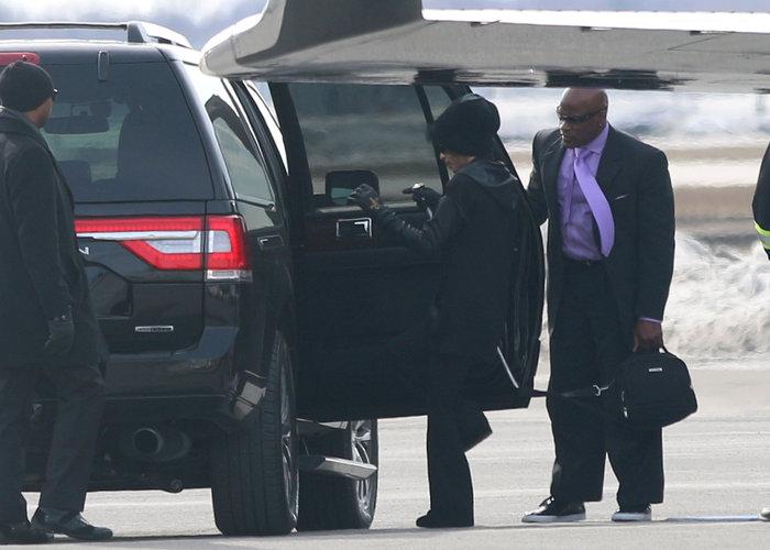 Oι τελευταίες φωτογραφίες του Prince πριν τον θάνατό του - εικόνα 3